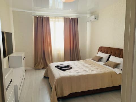 Brand New cute Apartment on Osokorky