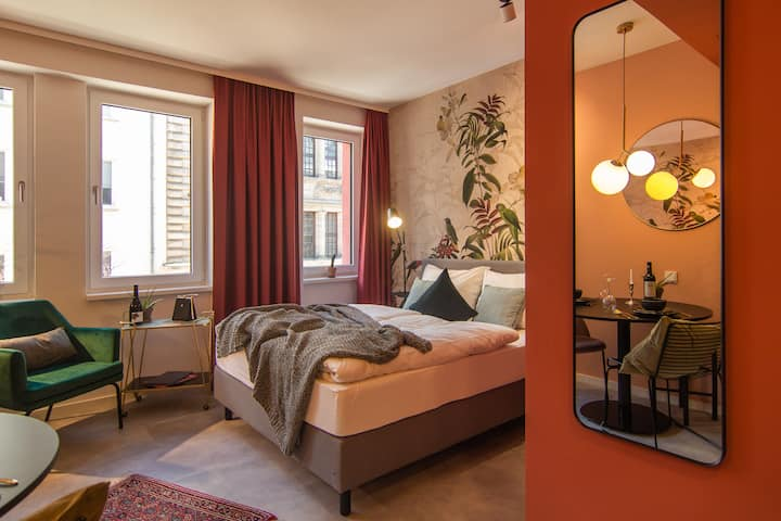 Merah Astoria: Studio Apt in perfekter Lage 24m2