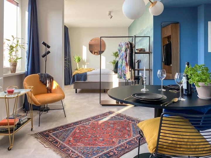 Azul Astoria: Studio Apartment an der Oper 29m2