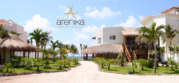 Arenika Beach House Luxurious Villa - Riviera Maya