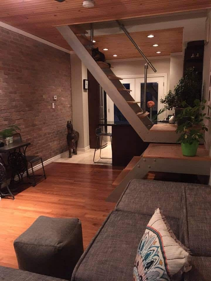 Loft Style Design House 1-bedroom in Riverdale