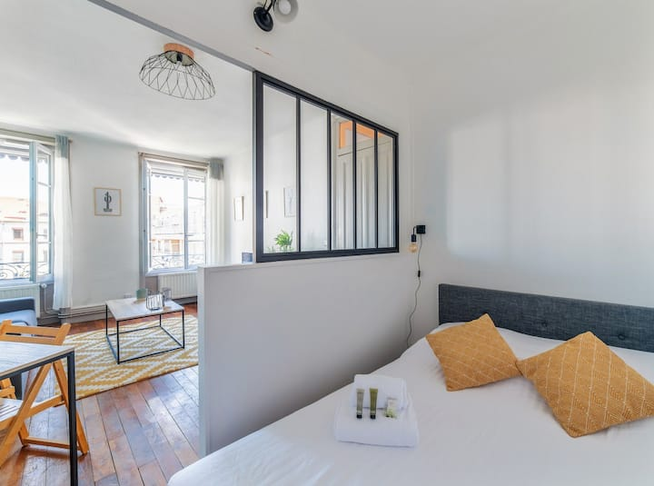 Appartement Cosy - Charpennes - Lyon