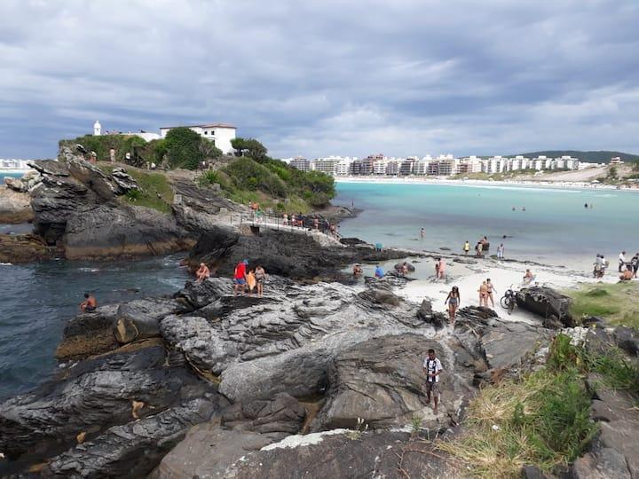 O melhor  da Praia do Forte num ambiente familiar!