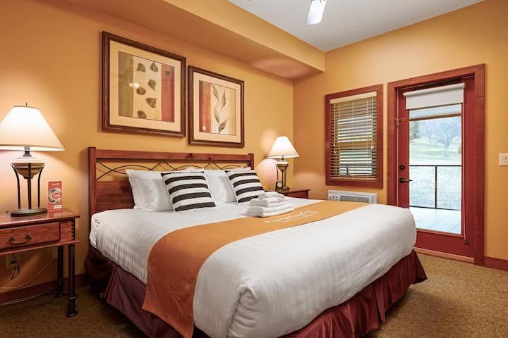 Private Bedroom with King Bed - C