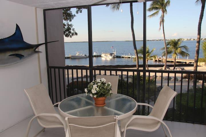 Fabulous Florida Keys Waterfront Vacation Home