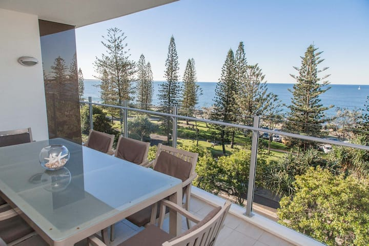 Sea Pearl Mooloolaba Beachfront