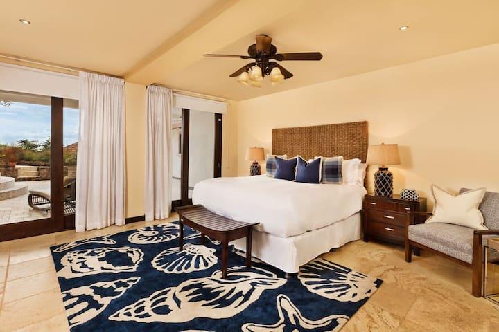 Bedroom 3 - 2nd Master - King Bed