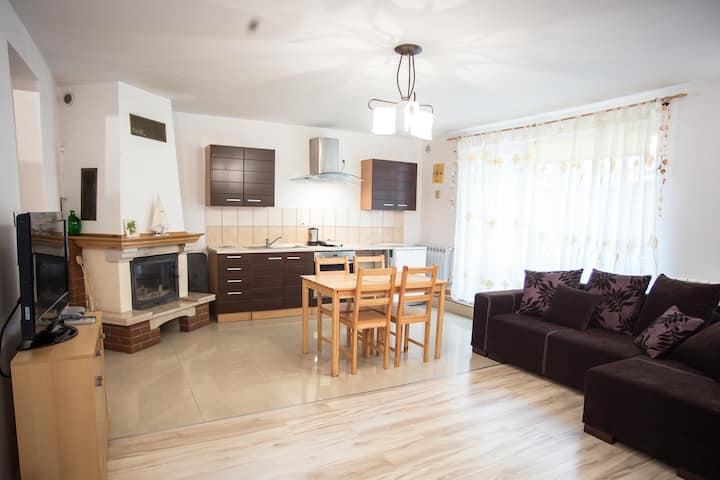 Apartamenty Pod Sosnami-komfort, wygoda, cisza