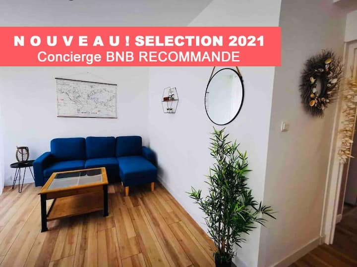 Y2 - BNB Confort Residence - Near in the see