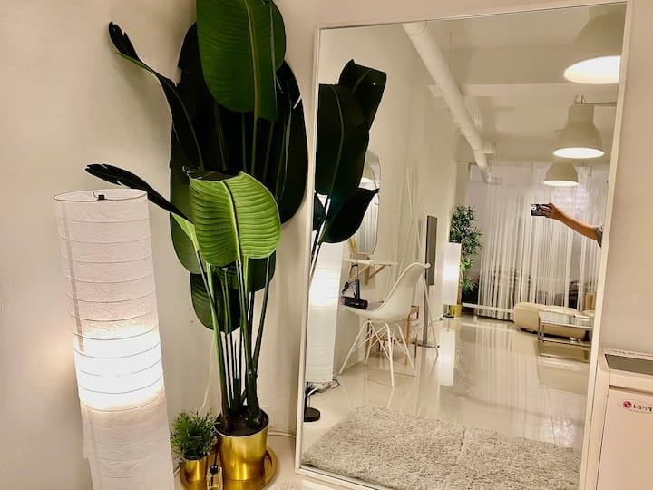 [Bunker.k1]Private House.Mapo/사진감성Good!/Cozy room
