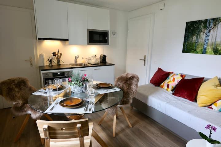 "Alp Apartment ""Sonne"" - Bergferien wie zu Hause"
