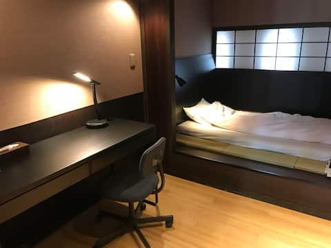 Phòng TOJI nhỏ ở lâu (hơn 5 đêm) Trung tâm suối nước nóng Beppu Ryokan