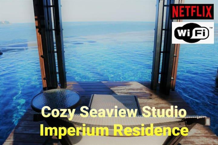 Cozy Seaview Studio@Imperium residence Tg Lumpur