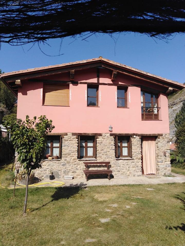 casa Berastegui, experiencia rural en el  cidacos