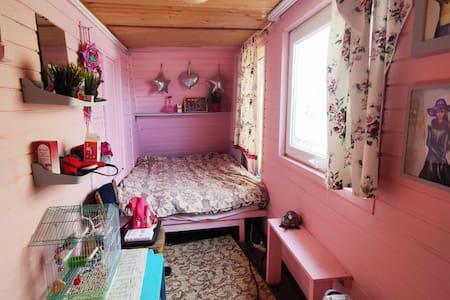 Комната на Даче Бородино, в музее-заповеднике
