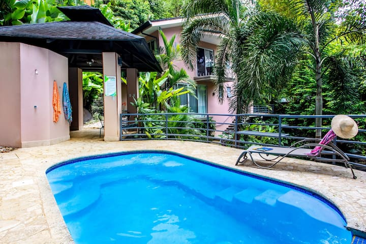 Tulemar Resort Jungle House 2 Bed w/ Private Pool