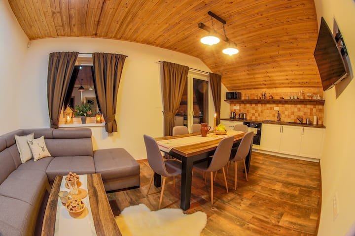 Chalet Zuberec Apartment II