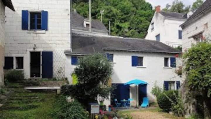 Plaisir de loire  Maison du 17eme en bord de Loire