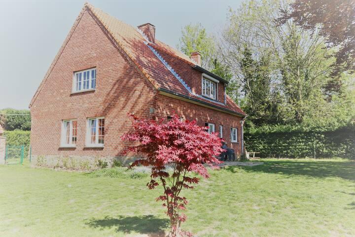 Villa Bruxelles-Stockel