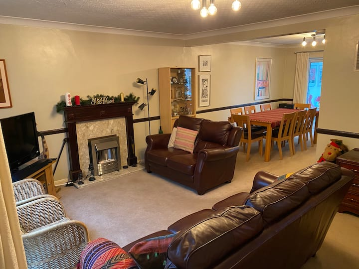 Spacious and stylish home ... ideal to unwind