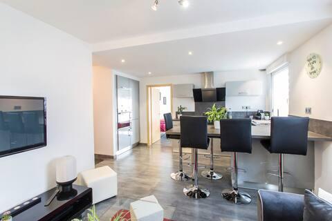 Bel Appartement Cosy & Design