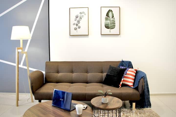 [NEW] Designer Loft by Moka @ Ekocheras Mall | MRT