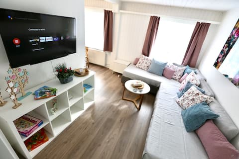 Alp Apartments Flora - Bergferien wie zu Hause