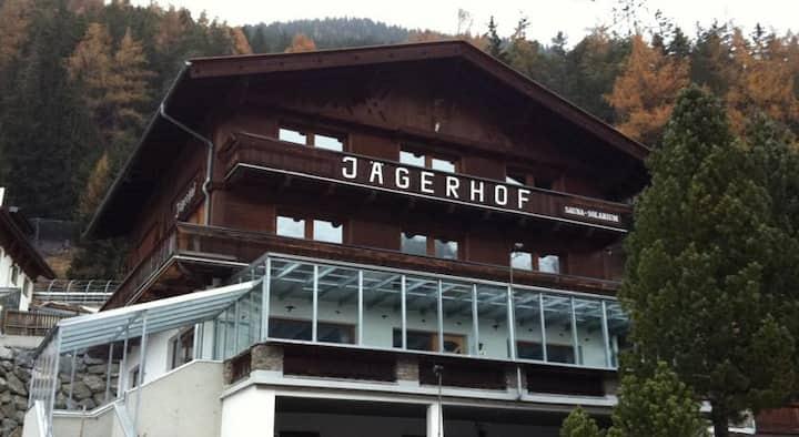 Zimmer/Dusche/WC Frühstück in St. Anton a.Arlberg