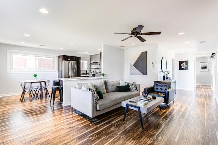 HGTV Featured Home, Clean, Minutes to Airport/ATL✨