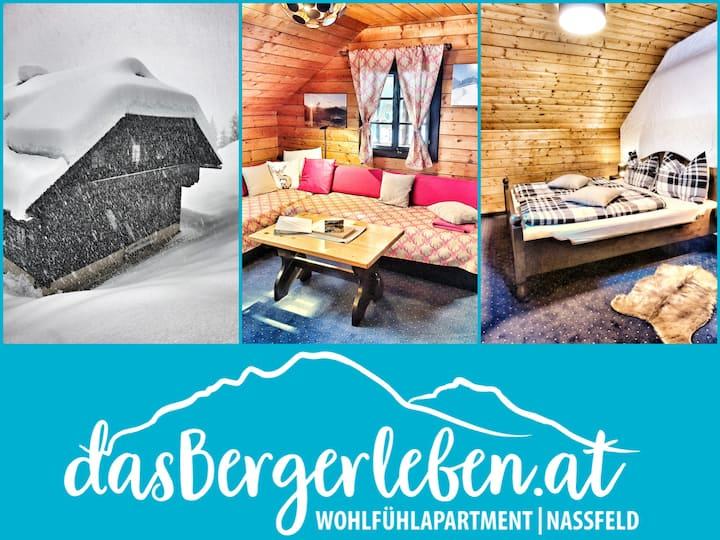 das Bergerleben - feel-good apartment, Nassfeld