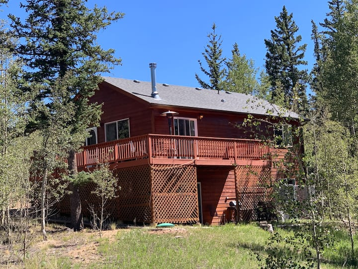 Beautiful & Secluded Rocky Mountain Hideaway