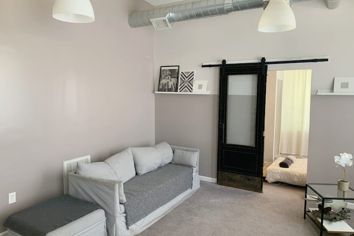 AMAZING 1BDR MODERN LOFT, CLOSE TO EASTERN MKT