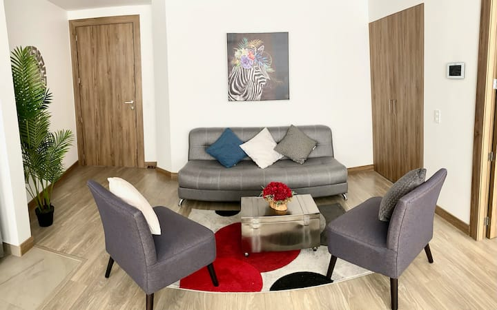 Luxury Suite with amazing location in Quito*