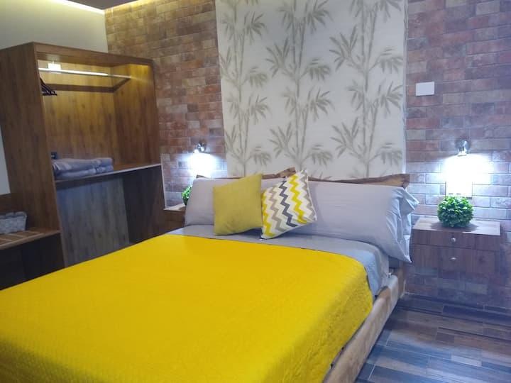 107 Suite con estilo ùnico