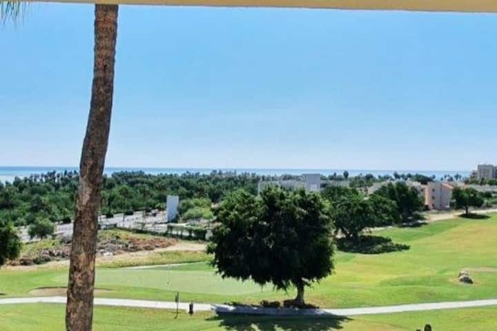 Ocean & Golf View-Laguna Vista-1 bdrm-Walk to town
