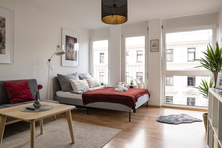 Southern PRIME Apartment - NETFLIX + WIFI inkl.