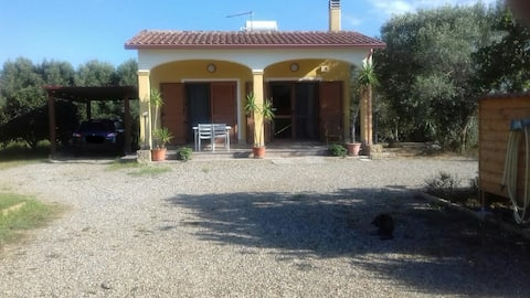Bellissimo cottage a San Sperate