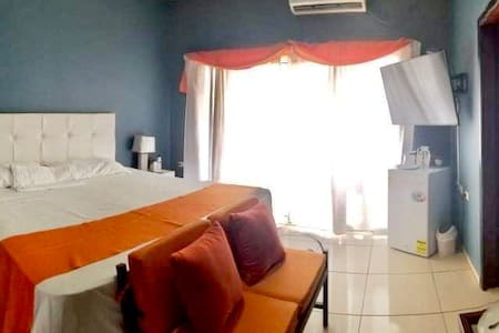 Suite privada en exclusiva zona residencial