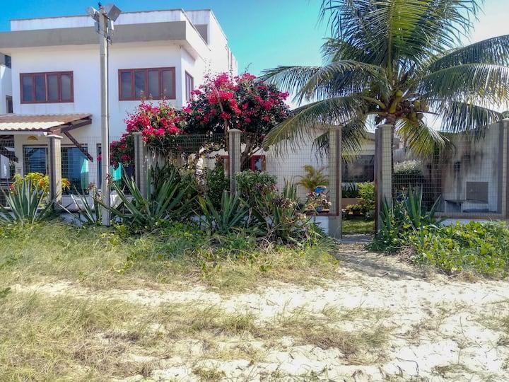 Casa Na Beira do Mar! - Pés na Areia