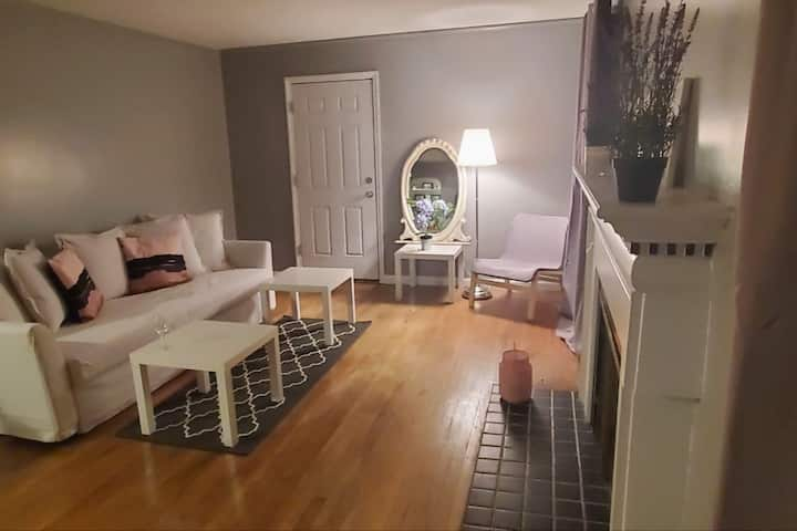 RECENTLY REMODELED HOUSE FACING BEAUTIFUL PARK
