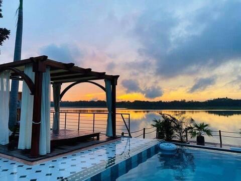 1001 Lakeside Villas Ba Vì Max 22 pax. Morocco