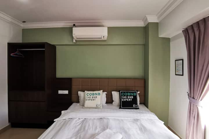 King Room near D Pulze Shopping Mall #HBC03