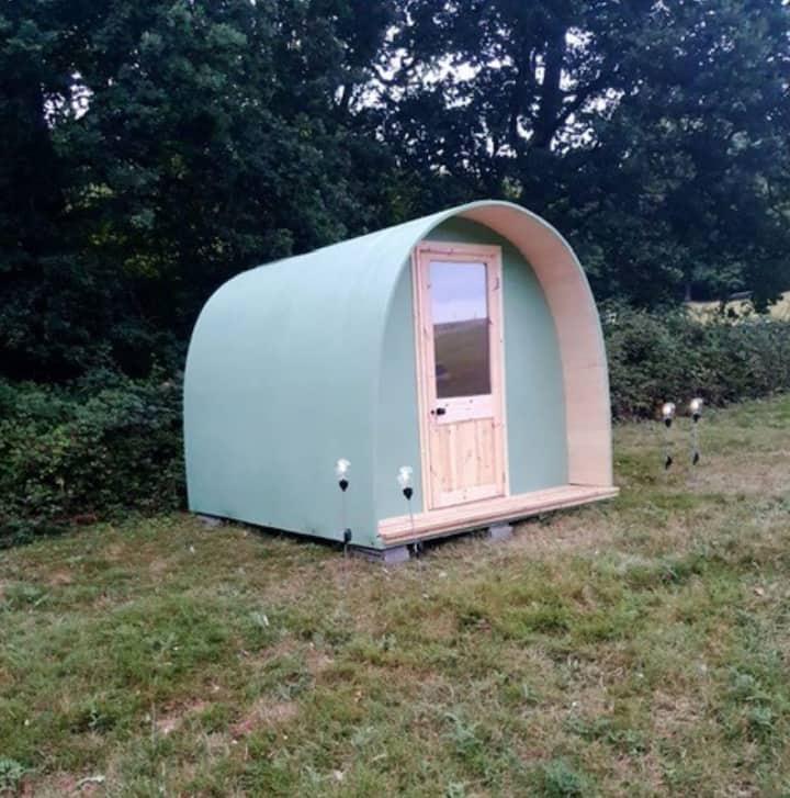 Hurstwood Farm Camping Pod