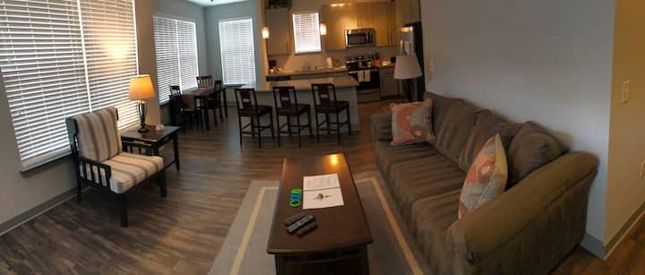 Convenient and Comfortable 2 Bdrm apartment home