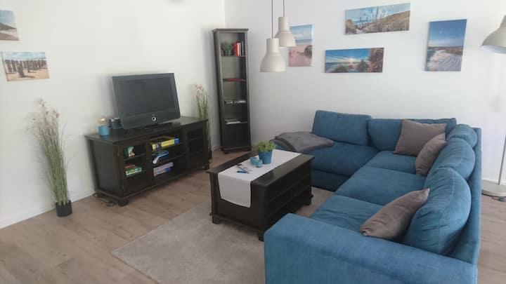 Wohldkieker - moderne Wohnung mit Ausblick