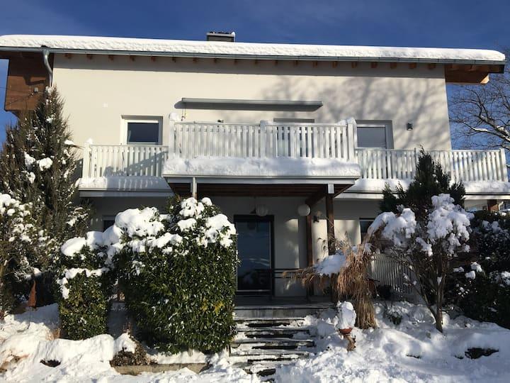 Garten-Appartement Untersbergblick