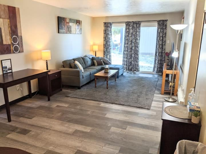 Playfair Park Townhome - Missoula Vacation