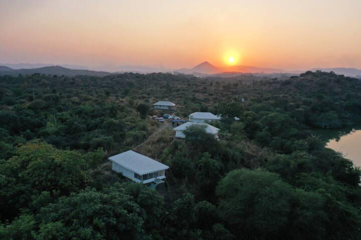 Dera Baghdarrah - A Luxury Wildlife Camp #2