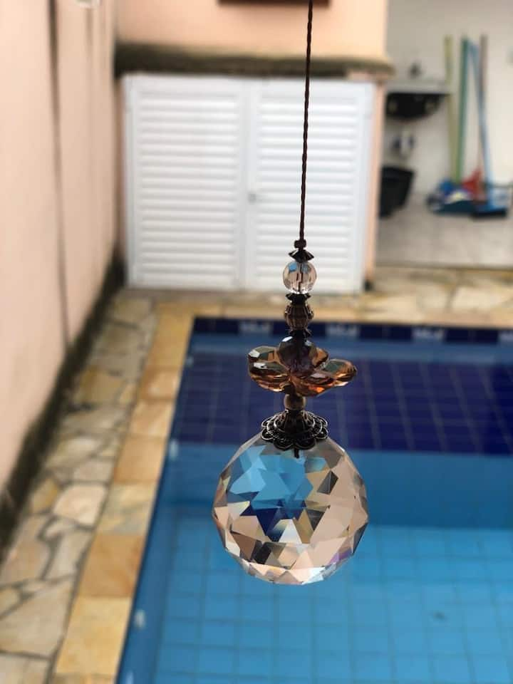 Casa Mandala do Sol (Duplex)