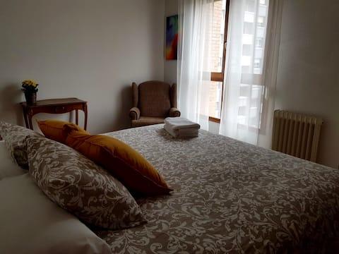 Confortable habitación en el Centro de Avilés